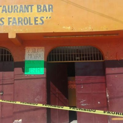 MATAN A HOMBRE EN EL INTERIOR DE UN BAR DE CANCÚN: Hallan a empleado apuñalado en antro de la López Portillo