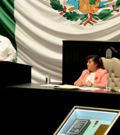 """""""QUE NO SE FUGUE BETO"""": Con el voto en contra de priistas y 'verdes', aprueba Congreso pedir alerta migratoria contra el ex Gobernador"""
