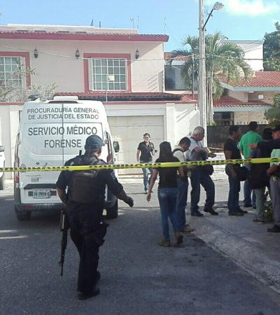 RAFAGUEAN VIVIENDA EN CANCÚN: Dos hombres disparan contra una casa en la SM 43, cerca de la Av. La Luna