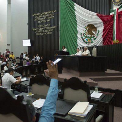 Aprueba Congreso de QR creación de la Comisión Anticorrupción