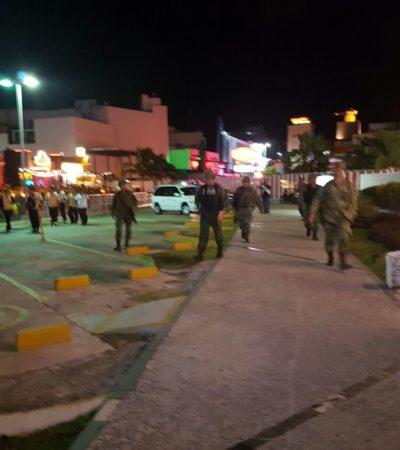 """OBLIGARÁ BALACERA EN EL MANDALA A REFORZAR SEGURIDAD: """"Son hechos aislados"""", dice el Gobernador; Alcalde pide apoyo de fuerzas armadas"""