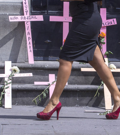 """""""EL TIEMPO QUE TENEMOS NO NOS PERMITE HACER MILAGROS"""": Cumple QR con sólo 33% de recomendaciones para evitar 'alerta de género', admite López Mena"""
