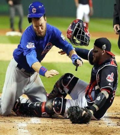 FORZA CACHORROS EL SÉPTIMO JUEGO: Chicago empata la Serie Mundial al derrotar a Cleveland