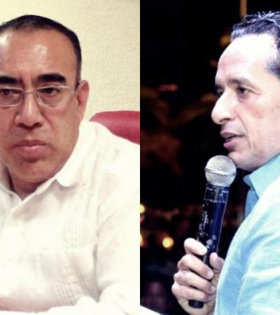 """DA CARLOS JOAQUÍN 'VOTO DE CONFIANZA' AL FISCAL: Dice Gobernador que espera que Álvarez Escalera """"dé resultados"""""""