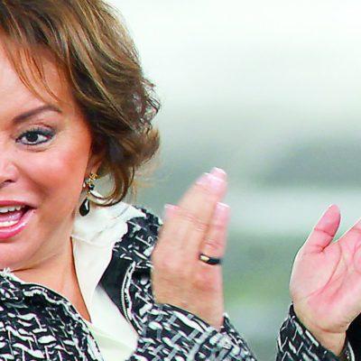 ABSUELVEN A 'LA MAESTRA', PERO SEGUIRÁ BAJO CUSTODIA: Juez exculpa a Elba Esther Gordillo de uno de los delitos de defraudación fiscal