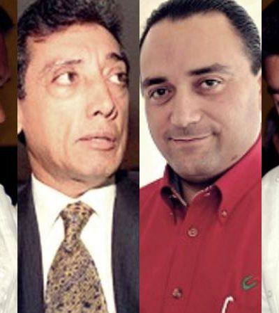 Rompeolas: Bandos de ex Gobernadores