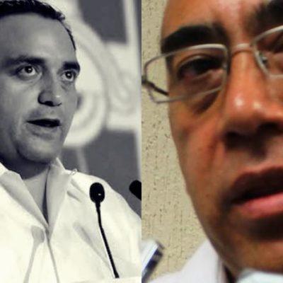 QUE NO SE POLITIZARÁ DENUNCIA CONTRA BORGE: Dice Fiscal que aún no se aportan pruebas contra ex funcionarios