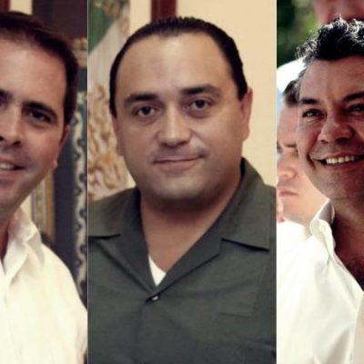 """""""BORGE DEBE PISAR LA CÁRCEL, PERO HAY QUE IR POR TODOS"""": Demanda PRD investigar a ex Gobernador y a sus ex colaboradores"""
