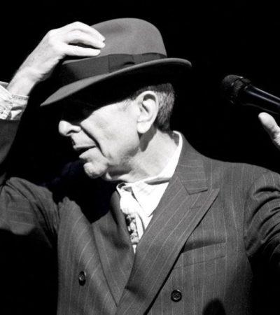 ADIÓS ENTRAÑABLE A LEONARD COHEN: A los 82 años, fallece el músico, poeta y novelista canadiense, comparable a Dylan