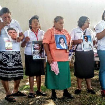 Caravana de madres llega a Tabasco y denuncia vejaciones contra inmigrantes