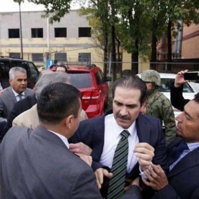 """""""ESTOY BIEN, SOY INOCENTE"""": Ex Gobernador Guillermo Padrés ya está en el reclusorio"""