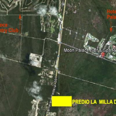 Presentan ciudadanos amparo para tratar de recuperar la 'Milla de Oro' a favor del municipio de Puerto Morelos