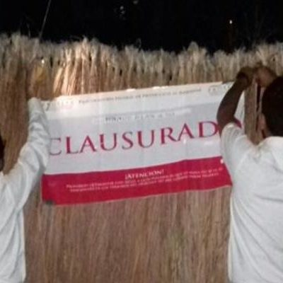 Clausura Profepa el predio 'Amansala' en Tulum por obras no autorizadas