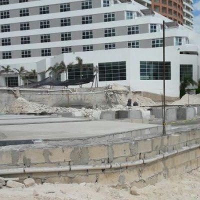 Revisa Profepa polémica construcción del Hotel Me en Cancún