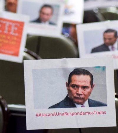 Piden en el Congreso renuncia del titular de la Sedesol por insulto a legisladora de Morena