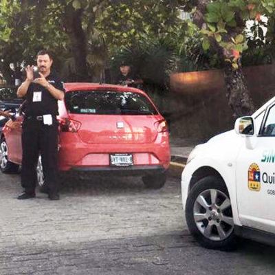 Denuncia Uber que Sintra confiscó 68 vehículos en Cancún durante el puente vacacional