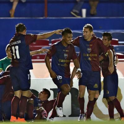 GALOPA EL POTRO EN CANCÚN: Atlante vence 1-0 al Celaya en partido de ida de las semifinales de la Liga de Ascenso