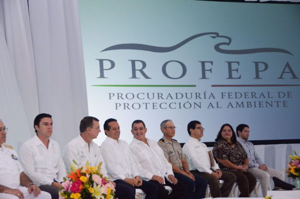 Previo a la COP13, entrega Gobernador certificados que avalan 'calidad ambiental turística'