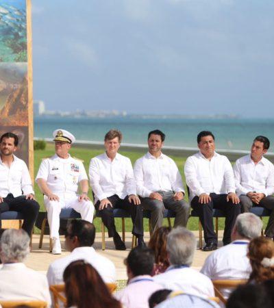 Aprovecha Remberto Estrada la COP 13 y dice que la biodiversidad y el medio ambiente serán prioridad en Cancún