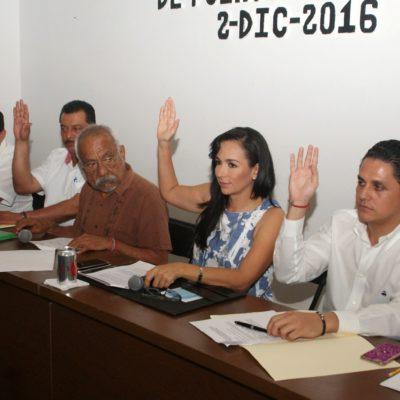 Acuerda Cabildo de Puerto Morelos firmar convenio con el Ifeqroo para mejorar condiciones de escuelas