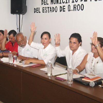 Celebra Cabildo creación de organismo operador de CAPA para Puerto Morelos y aprueba presupuesto por 325 mdp para el 2017