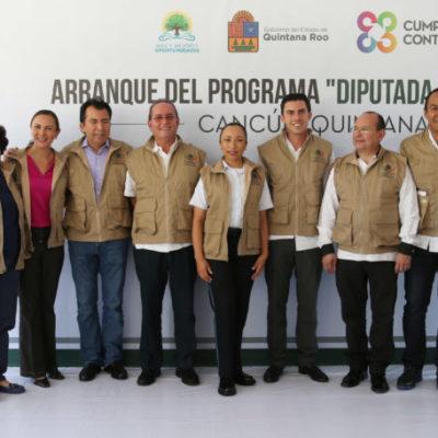 Respalda Remberto Estrada programa para dar la bienvenida en Cancún a connacionales durante la época decembrina