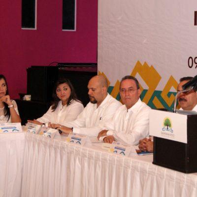 """Ofrece Laura Fernández """"trabajo coordinado"""" para cumplir metas de bienestar para habitantes de Puerto Morelos"""