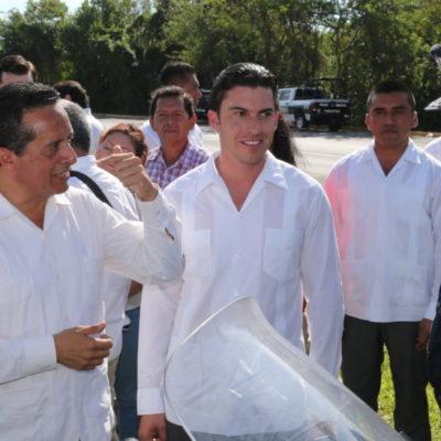 Dice Alcalde que trabajarán coordinadamente para garantizar seguridad de vacacionistas en Cancún
