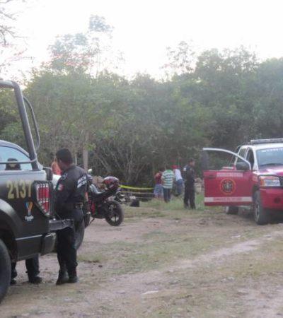 POR INTENTAR SALVARLO, MURIÓ TAMBIÉN: Fallecen ahogados dos amigos en cenote de Abalá en Yucatán