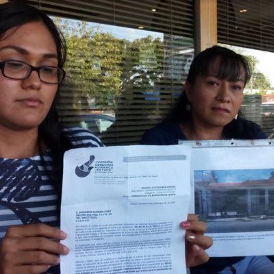 DENUNCIAN DESPOJO DE VIVIENDA: Exige familia justicia para recuperar su patrimonio