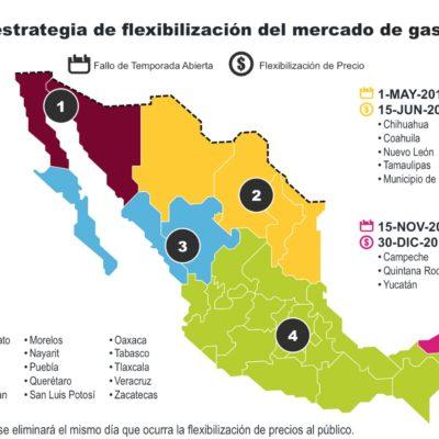 Admite director de Pemex que gasolinas subirán más del 10% en 2017