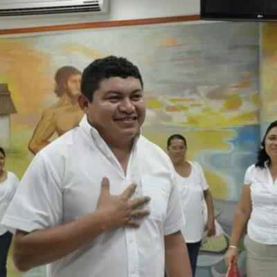 BALEAN A REGIDOR DE LEONA VICARIO: Reportan herido a Marco Antonio Betancourt Canul tras presunto intento de robo