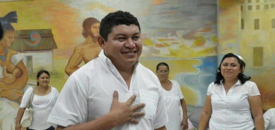 CONDENA AYUNTAMIENTO DE PUERTO MORELOS ATAQUE AL REGIDOR MARCO ANTONIO  BETANCOURT CANUL