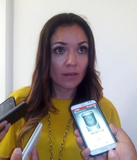 Aleira Orozco, directora de políticas públicas para Uber México.