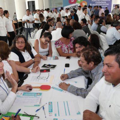 Recibe comuna de BJ más de 40 mil propuestas durante consulta ciudadana