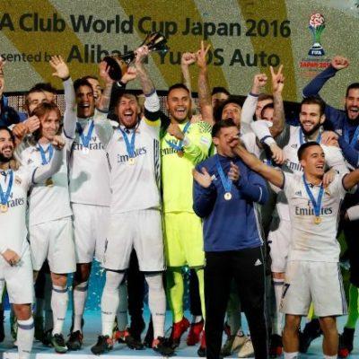 Real Madrid se queda con el campeonato del Mundial de Clubes en Japón