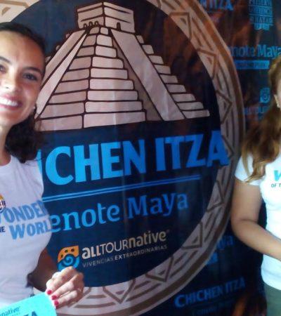 Se une empresa ecoturística a oferta de Chichén Itzá