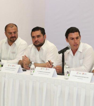 """Se reúne Remberto Estrada con su gabinete y plantea que el próximo año será de """"nuevos retos y grandes acciones"""""""