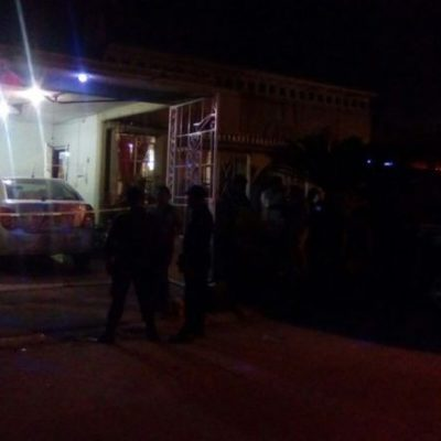 VIOLENCIA EN TABASCO: Asesinan a una maestra y a su hijo en Cárdenas