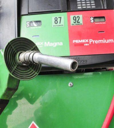 TRAS GASOLINAZO, EL SUBE Y BAJA: Arranca el sábado el proceso de liberación del precio de las gasolinas