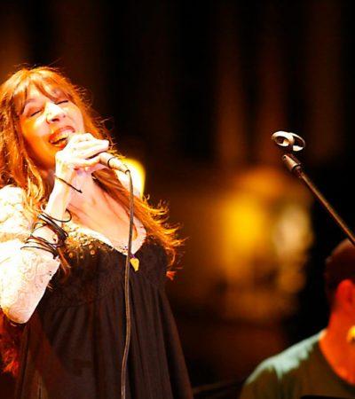 EL BLUES ESTÁ DE LUTO: Fallece la cantante Betsy Pecanins a los 62 años