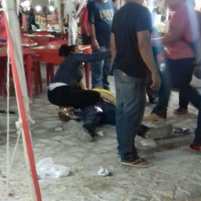 CANCÚN SE PONE CALIENTE | BALACERA EN FERIA DE LA KABAH: Confirma Fiscalía sólo 2 heridos en segundo ataque en menos de 2 horas