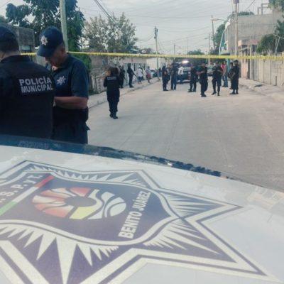 Otras dos personas baleadas en Cancún; suman 5 casos en 24 horas