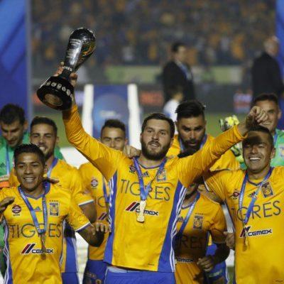 Derrota Tigres al América y se corona campeón del Torneo de Apertura