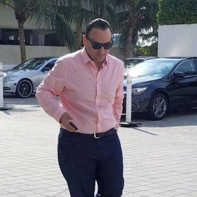Roberto Borge ya es prófugo de la justicia oficialmente | Por Raúl Caraveo Toledo