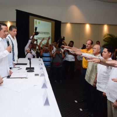 Encabeza Marcos Rojas nueva directiva de la Asociación de Hoteles de Cozumel