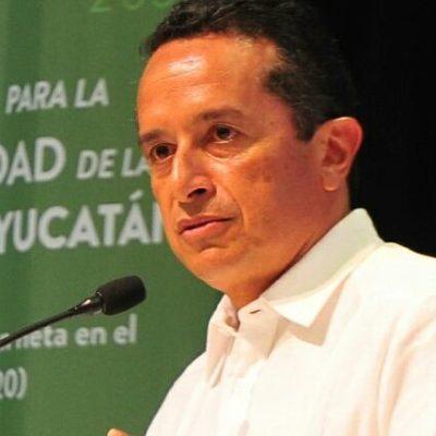 """""""La libertad de expresar es una situación de cambio real; antes no se podía hablar"""": Carlos Joaquín"""