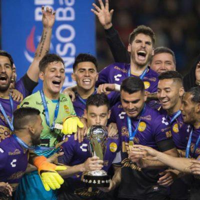 EL SUEÑO SERÁ PARA OTRA OCASIÓN | CAE ATLANTE EN LA FINAL: Dorados se impone al Potro en la gran final de la Liga de Ascenso