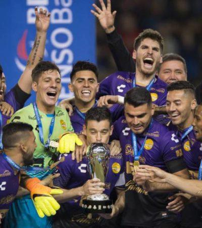 EL SUEÑO SERÁ PARA OTRA OCASIÓN   CAE ATLANTE EN LA FINAL: Dorados se impone al Potro en la gran final de la Liga de Ascenso