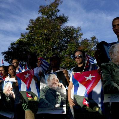 TERMINA EL LARGO VIAJE DE FIDEL: Tras 9 días de duelo, en privado, sepultan las cenizas del líder en Santiago de Cuba